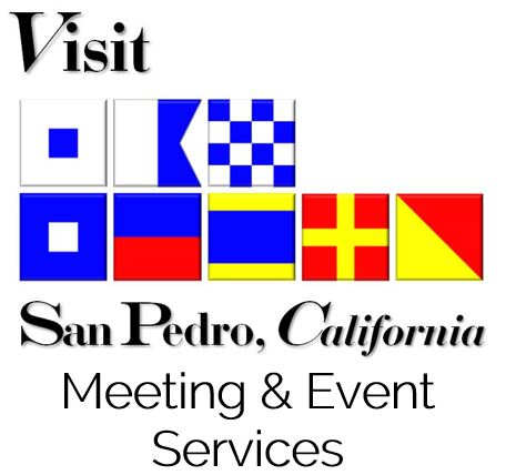 Visit San Pedro Meeting & Event Services logo