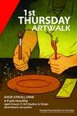 First Thursday poster