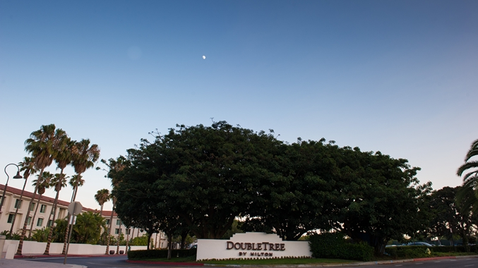 DoubleTree by Hilton San Pedro is one of many fine hotels in the area