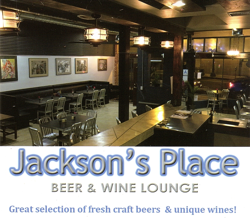 Jackson's Place Beer and Wine Lounge