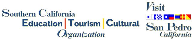 Southern California ETC/Visit San Pedro logos