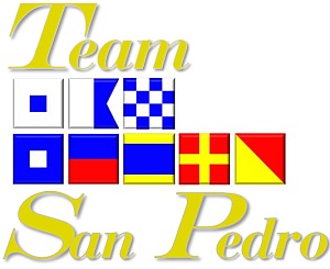 Team San Pedro emblem
