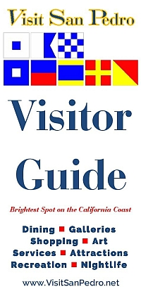 Visit San Pedro Visitor Guide cover