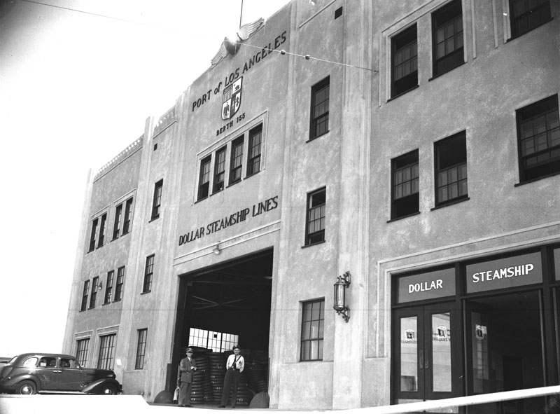 Dollar Steamship Company Terminal