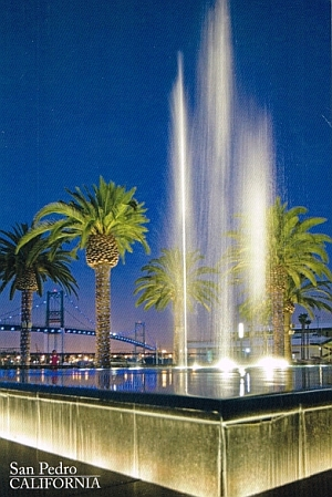 Fanfare Fountain