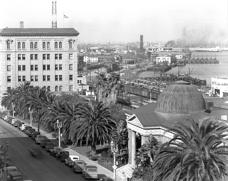 SanPedro in the 1940s