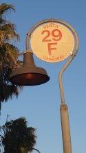 Berth 29 Sign photo