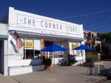 The Corner Store exterior
