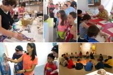 Angels Gate Cultural Center activities